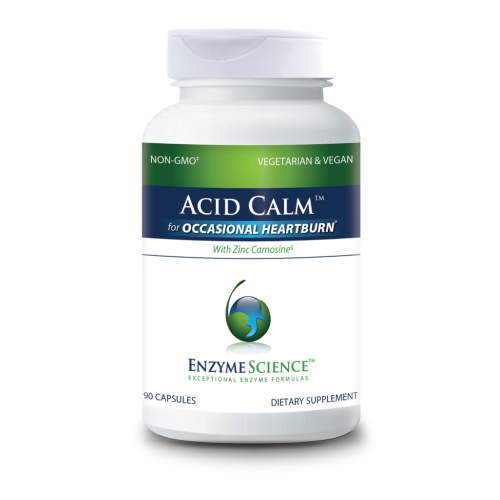 Enzyme Science Acid Calm 90 Capsules