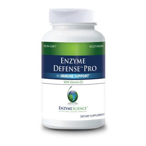 Enzyme Science Defense Pro 60 Capsules