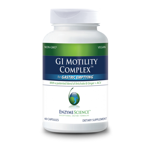 Enzyme Science GI Motility Complex 60 Capsules