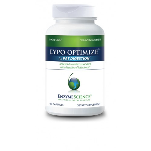 Enzyme Science Lypo Optimize 90 Capsules