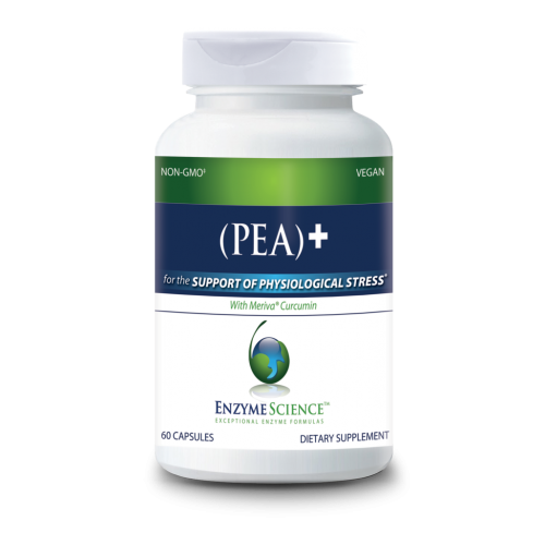Enzyme Science PEA + 60 Capsules