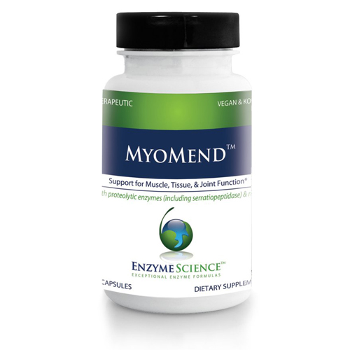 Enzyme Science MyoMend 120 Capsules