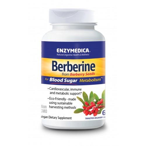 Enzymedica Berberine 60 Capsules