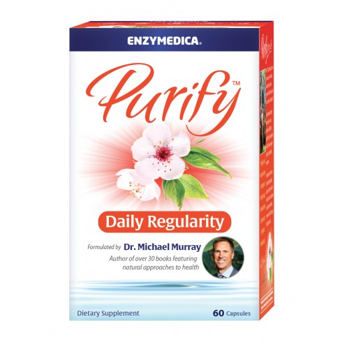Enzymedica Purify Daily Regularity 60 Capsules