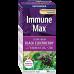 Enzymedica Immune Max™ Black Elderberry with Vitamins C & D3 + Zinc 60 Capsules