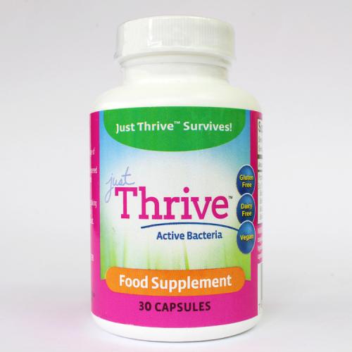 Just Thrive Probiotic 30 Capsules