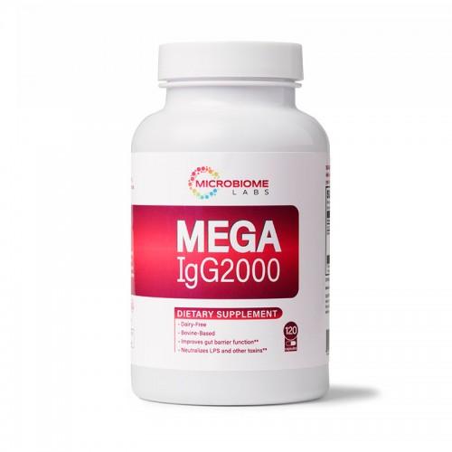 Mega IgG2000 120 Capsules