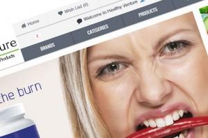 Healthy Venture Website Now Live